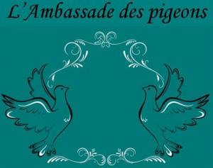 LOGO Ambassade des pigeons
